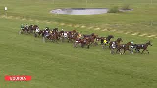 Vidéo de la course PMU PRIX DES BENEVOLES DE L'HIPPODROME