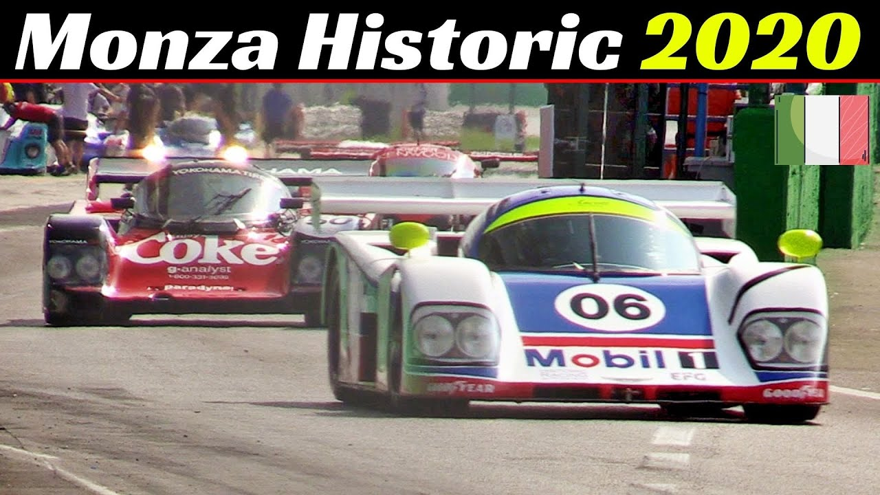 Monza Historic 2020 by Peter Auto - Friday, Day 1 Highlights - Cobra, Ferrari 512 BBLM, Group C