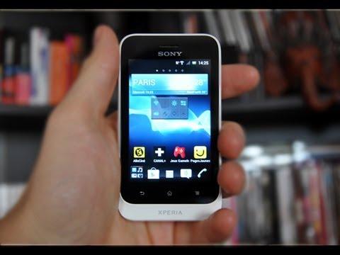 Test du Sony Xperia Tipo - par Test-Mobile.fr
