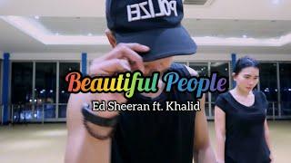 Ed Sheeran - Beautiful People (feat. Khalid) | ZUMBA | FITNESS | At Global Sport Center Balikpapan