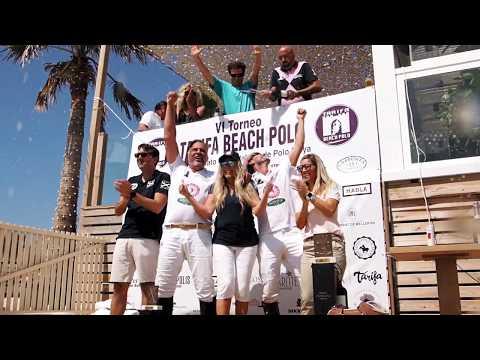 Isabel de Borbón hace escuela en el Torneo de Polo celebrado en Los Lances Beach Bulevar Tarifa