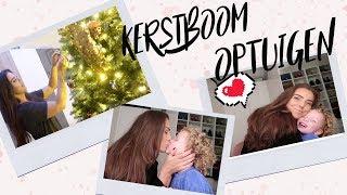KERSTBOOM OPTUIGEN 2018 | Laura Ponticorvo | WEEKVLOG #68
