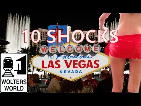 Visit Las Vegas - 10 Things That Will SHOCK You About Las Ve