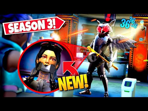 *NEW* SECRETLY UPDATED JULES *METAL BOSS* FOUND IN-GAME IN FORTNITE! (Battle Royale)