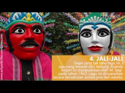 7 Lagu Daerah Indonesia Yang Populer