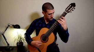 🎸 Bruno Ferreira plays Scherzino by Tansman