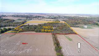 Tipton Land Auction by Anthony's Auctions - Trenton, IL