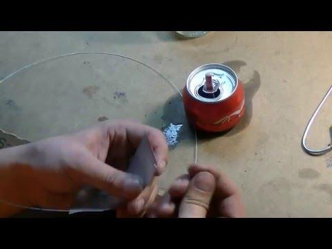 Как легко сделать керосиновую лампу ?