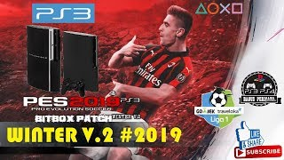 PES 2019 PS3 BITBOX PATCH Winter19 [ EDISI PIALA PRESIDEN ]