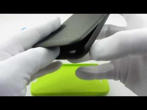 TECHNO FLIP CASE MERCURY ETUI SAMSUNG GALAXY I9500 S4