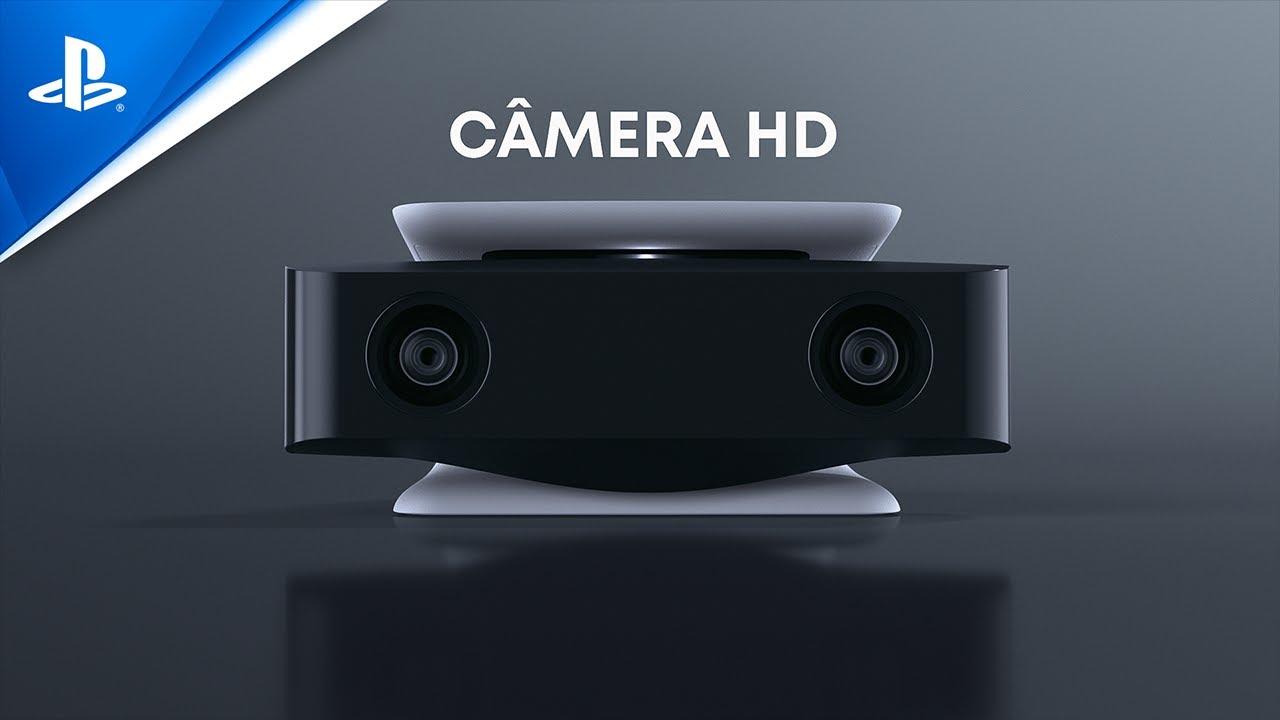 Periféricos - Câmera HD