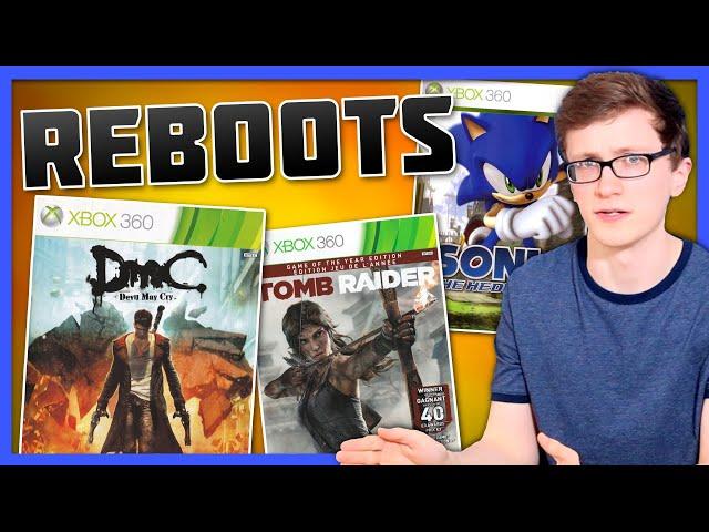 Reboots - Scott The Woz