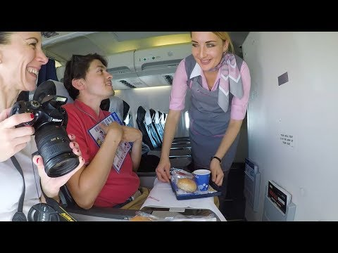 FLIGHT REPORT I Belavia I Prague - Minsk - Astana I Boeing 737-500