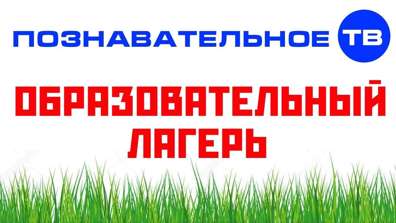 База для образовательного лагеря Познавательного ТВ (Артём Войтенков)