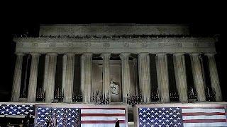США  праздничные мероприятия в честь инаугурации Трампа
