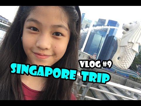 Singapore Trip Vlog#9