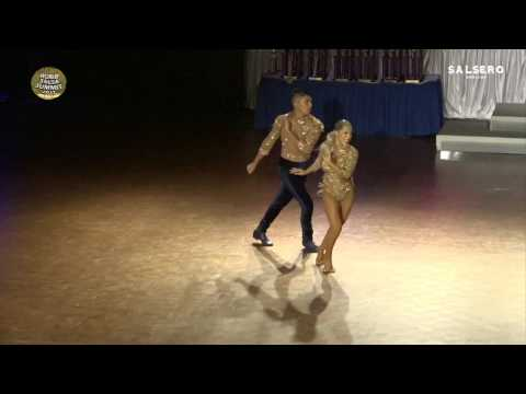 Ricardo & Karen, Chile & Argentina, Professional Salsa Cabaret, Final Round, World Salsa Summit 2017