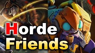 HORDE vs FRIENDS - FINAL D2CL Season 10 DOTA 2