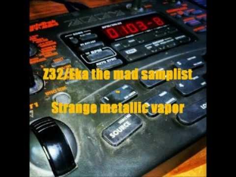 Strange metallic vapor