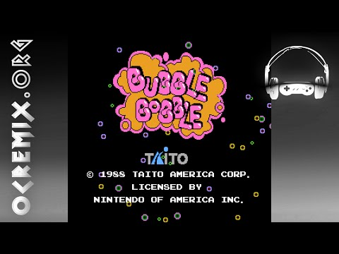 OC ReMix #212: Bubble Bobble 'West Side Homies' [Main Theme] by Cuddly Battleship Kattywampus