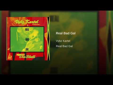 Vybz Kartel -  Real Bad Gal (INSTRUMENTAL)
