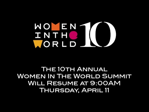Women In The World Summit 2019