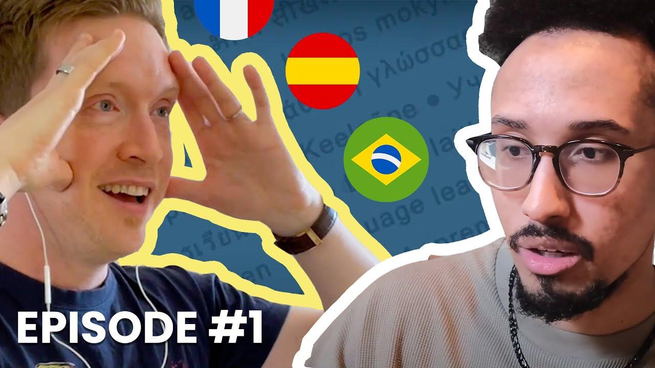 Language Learning like a Polyglot Rockstar w/ @Olly Richards  - THE IKENNA POD EP.1