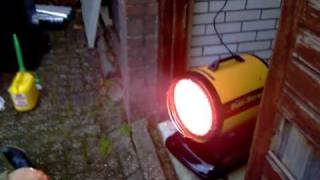 Protemp Sun Stream Infrared Heater