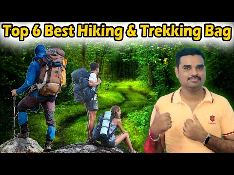 ✅ Top 6 Best Trekking Backpack in India 2020 With Price | Hiking Camping Bag Review & Comparison