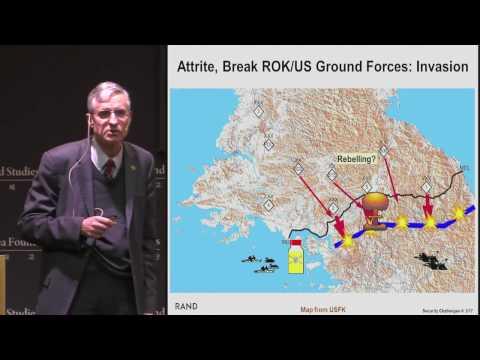 "RAND연구소 안보전문가 브루스 베넷 박사 특별강연 ""Evolving Security Challenges in Korea"""