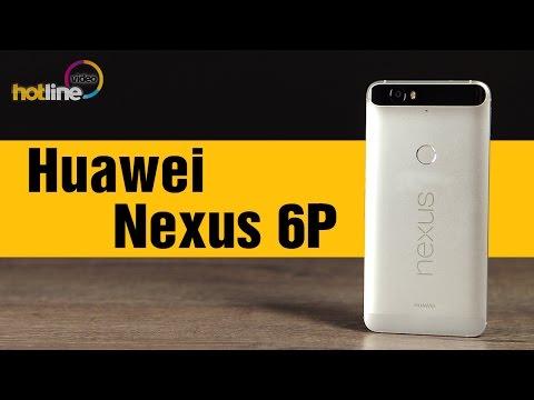 """Huawei Nexus 6P - лучший """"нексус"""""""