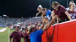 High School Football Crowd Flees Stadium Over False Report of Gunfire
