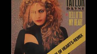 Taylor Dayne - Tell it to my heart (extended version)