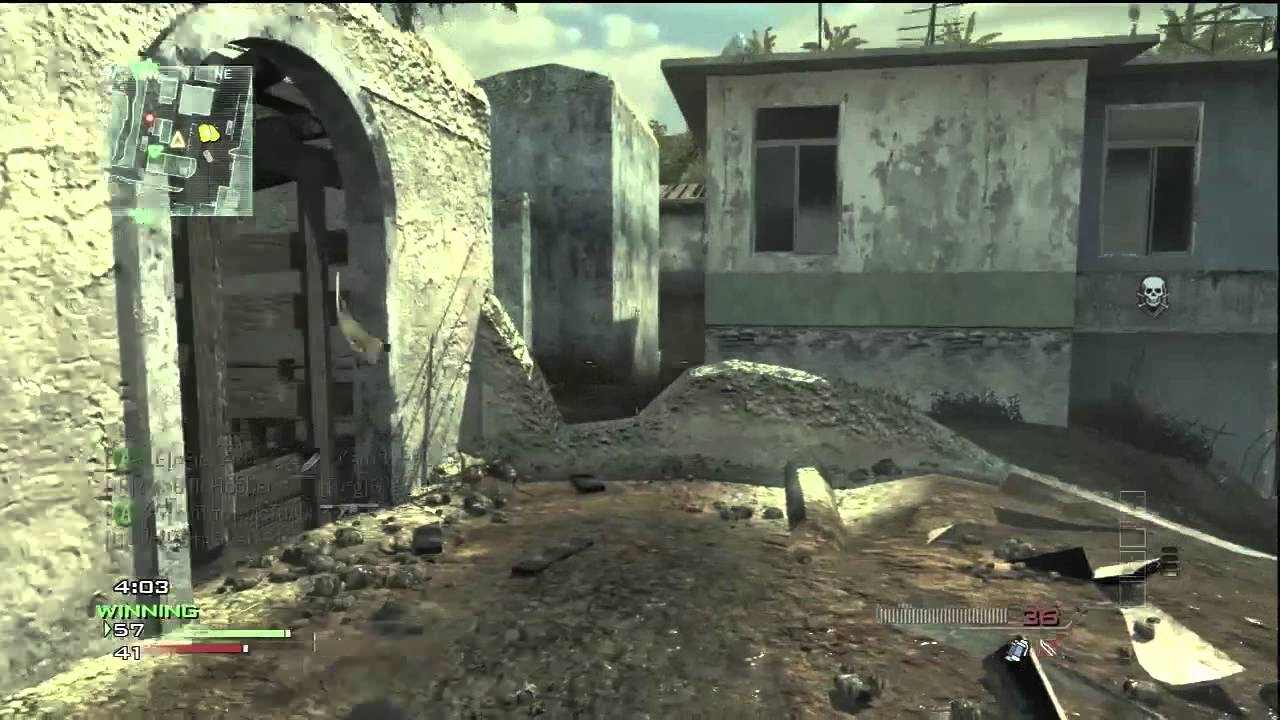 MW3: PM9 = Best gun in COD Ever! Mission Kill Confirmed Commentary