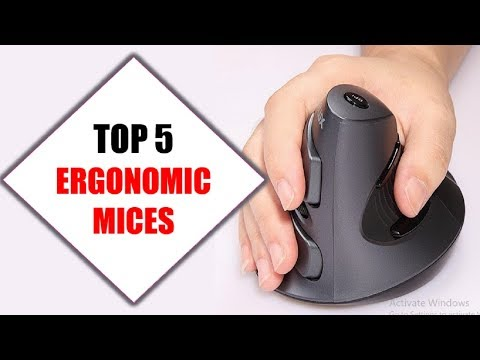 Top 5 Best Ergonomic Mices 2018 | Best Ergonomic Mice Review By Jumpy Express