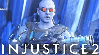 Injustice 2: ALL MR  FREEZE INTROS! (1080P 60FPS) - Injustice 2