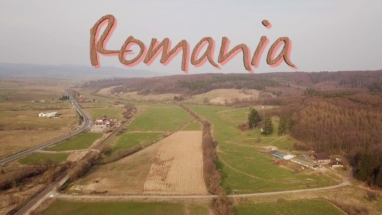 Горы и природа Румынии | Пролетая над миром | влог | отдых
