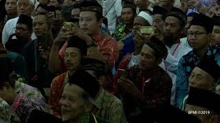 Penyerahan Sertifikat Tanah Wakaf, Ngawi, 1 Februari 2019