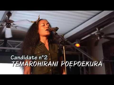 Candidat n°2 : Poepoekura