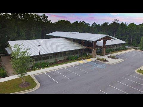 Cleburne County Mountain Center in Heflin, Alabama