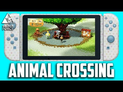 NEW Animal Crossing Trademarks Filed - Switch Game Coming?