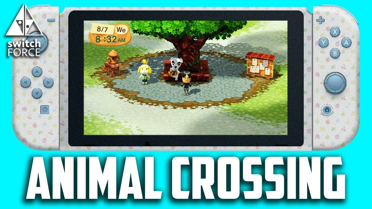 new animal crossing trademarks filed switch game coming youtube
