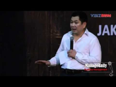 Vision - Hary Tanoesoedibjo - MD Business Management 3/12/2012
