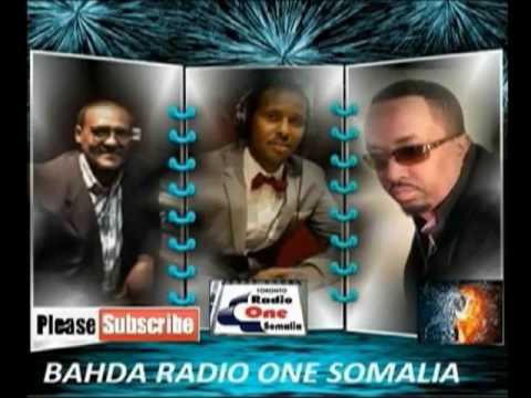 Toronto Radio One Somaliya Apr 22 2017