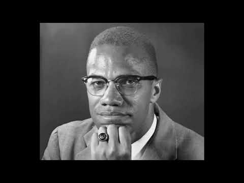 Malcolm X - On the Press