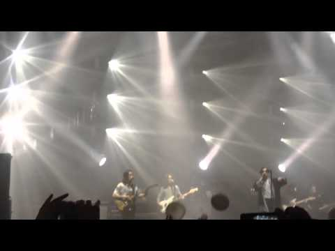The Neighbourhood - Sweater Weather Live in Poznan