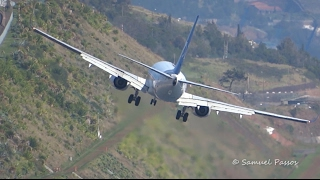 Erratic Approach Procedure || Late Turn Approach || Madeira