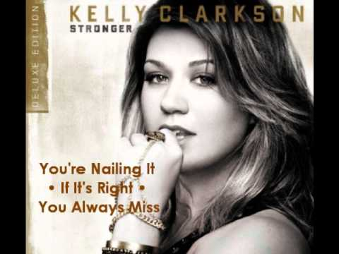 Kelly Clarkson - You Can't Win:歌詞+翻譯