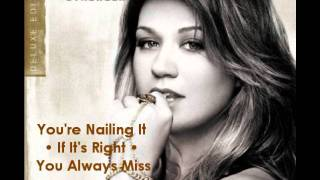 Kelly Clarkson •  You Can`t Win [LYRICS ON SCREEN]