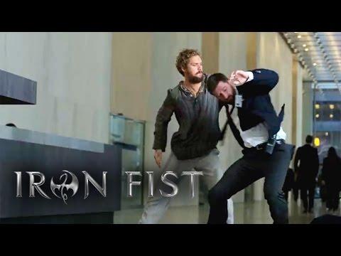 Iron Fist | First Fight
